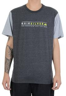 Camiseta Quiksilver Clean Ways - Masculino