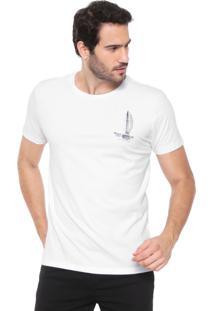 Camiseta Forum Barco Branca