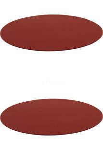 Tapete Silicone Vem Kitchen Tapete Fogã£O De Induã§Ã£O Vermelho - Vermelho - Dafiti