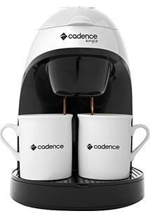 Cafeteira Cadence Single Branca - 220V