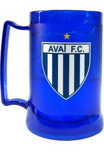 Caneca Gel Avaí Escudo Azul
