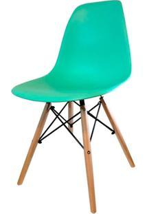Cadeira Eames Dsw Verde Tiffany