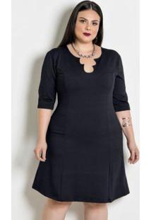 95f190323 Vestido Com Manga Plus Size feminino | Shoelover