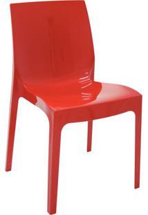 Cadeira Alice Vermelha