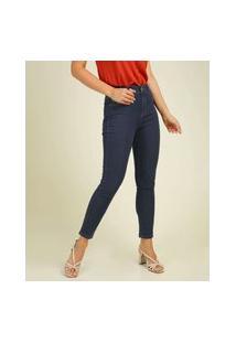 Calça Jeans Feminina Skinny Sawary