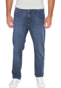 Calça Jeans Ellus Slim Azul