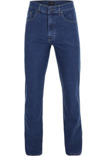 Calça Jeans Índigo Stoneid - Masculino-Azul