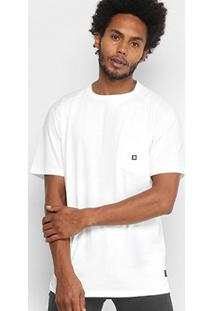 Camiseta Dc Shoes Esp Pocket Star Masculina - Masculino