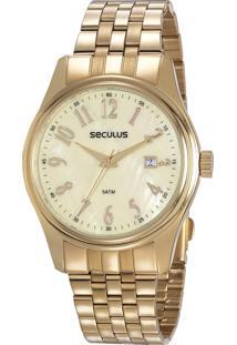 Relógio Seculus Feminino 77049Lpsvds2