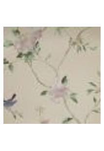Papel De Parede Fragrant Roses Fa811056 Vinílico Com Estampa Contendo Floral