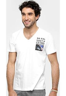 Camiseta Sergio K California Masculina - Masculino