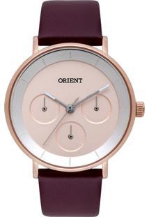Relógio Orient Feminino Frscm012Rsmx