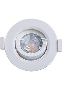 Spot Led Redondo Alltop Mr11 3W 3000K