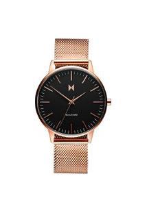 Relógio Mvmt Feminino Aço Rosé - D-Mb01-Rgblm