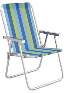 Cadeira Alta Conforto Alumínio 2237 Mor