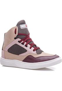 Tênis Sneaker Rock Fit Silverchair Masculino - Masculino
