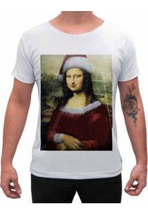 Camiseta Impermanence Estampada Monalisa Masculina - Masculino