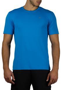 Camiseta Praxis Original Dry Comfort Turquesa