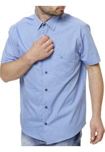 Camisa Manga Curta Masculina - Masculino