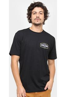 Camiseta Volcom Nine Forty Masculina - Masculino