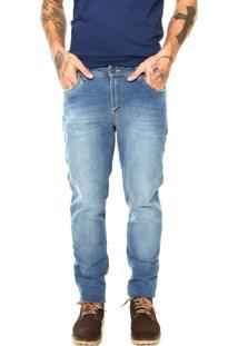Calça Jeans Cavalera Skinny Vintage Azul