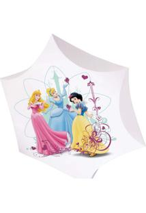 Plafon Para Lâmpada E27 Pp Princesas 40W Colorido Startec