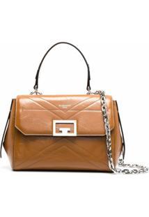 Givenchy Bolsa Tiracolo Id Pequena - Marrom