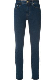 Amapô Calça Jeans Rocker Nancy - Azul