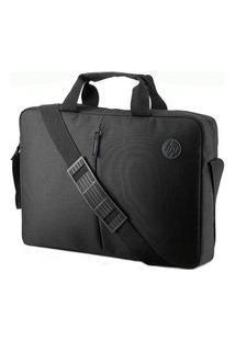 Maleta Hp Atlantis Para Notebook Até 15.6´ - Slim Com Organizador - Preta - T9B50Aa