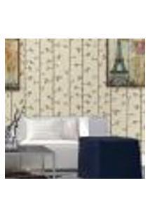 Papel De Parede Autocolante Rolo 0,58 X 5M - Floral 136380026