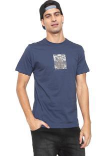 Camiseta Volcom Radiate Azul