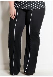 d8dd33596 Calça Cintura Alta Plus Size feminina | Shoelover