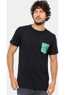 Camiseta Hurley Especial Burst Masculina - Masculino