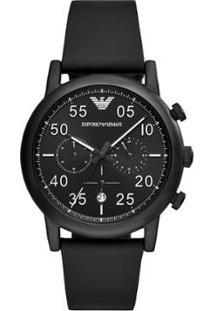 f7fec61c123c9 ... Relógio Empório Armani Masculino Luigi - Ar11133 0Pn Ar11133 0Pn -  Masculino-Preto