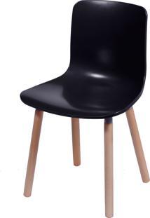 Cadeira Duomo Preto Or Design - Preto - Dafiti