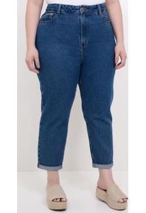 Calça Mom Jeans Curve & Plus Size