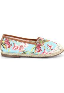 Alpargata Royalz Floral Hawaii - Feminino-Colorido