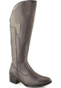 Bota Feminina Over The Knee Lady 11504