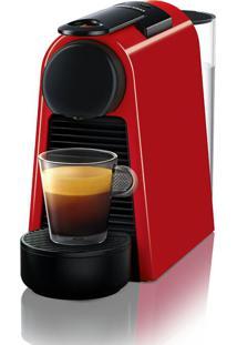 Cafeteira Nespresso Essenza Mini Red - 110 Volts