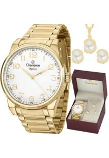 4eceb70a56f Relógio Digital Branco Champion feminino