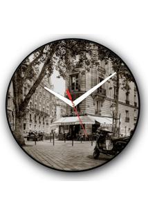 Relógio De Parede Colours Creative Photo Decor Decorativo, Criativo E Diferente - Saint Michel Em Paris
