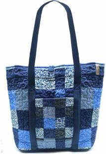 Bolsa Dakota Rosemary Em Patchwork Original