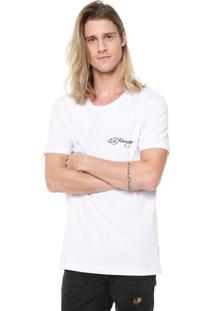 Camiseta Ed Hardy Crouching Panther Branca