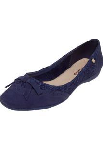 Sapatilha Bottero Oxford Azul
