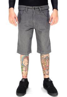 Bermuda Jeans Lost Walk Slim Indigo 40
