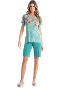 Pijama Maria C/ Bermuda
