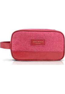 Necessaire Jacki Design Com Alça Lateral Be You - Unissex