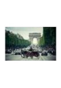 Painel Adesivo De Parede - Champs-Élysées - Paris - 944Png