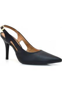 b618928f7 Chanel Salto Alto feminino. Sapato Chanel De Salto Alto Vizzano