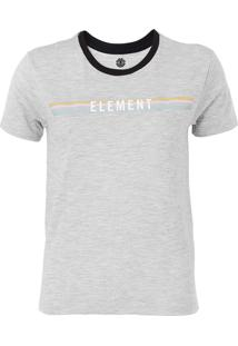 Blusa Element Candy Cinza